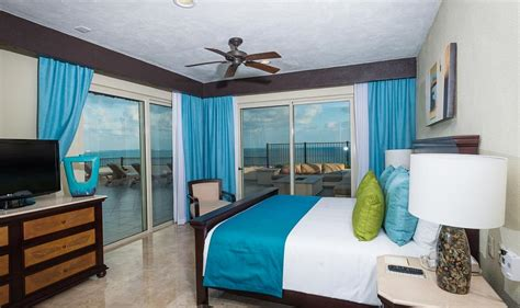 two bedroom penthouse villa del palmar cancun