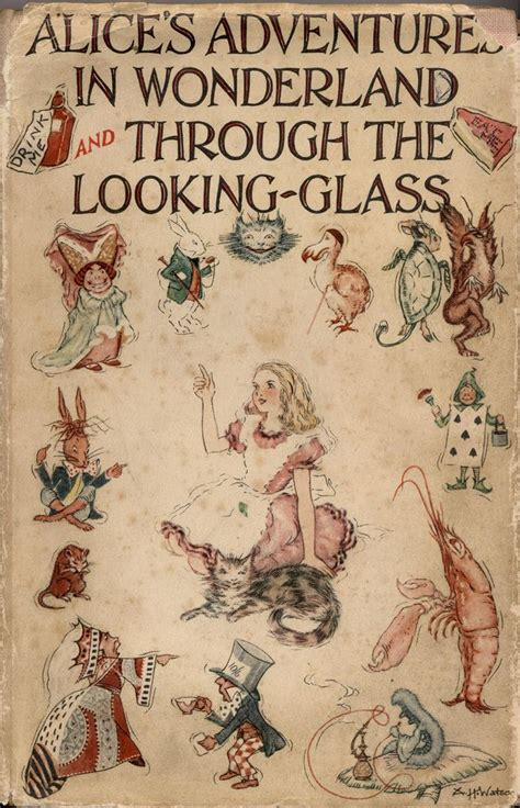 s adventures in and through the looking glass and what found there books pin by ariel brodnax on in book covers
