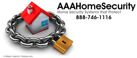 aaa home security delivers state of the home security