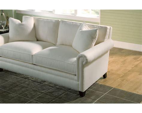 thomasville mercer sofa mercer small 2 seat sofa panel arm thomasville furniture