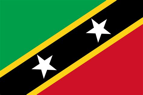 Ohio State Rug by Saint Kitts And Nevis Flags Of Countries
