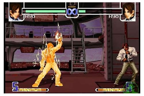 king of fighters 2002 free download game