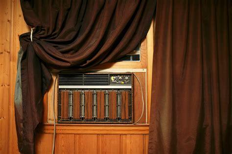 ac curtains is running cental air cheaper than running three wall air conditioners home guides sf gate