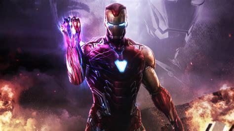 iron man infinity gauntlet hd superheroes