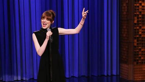 Lip Syncs Through Second Show by Defeats Jimmy Fallon In Quot Tonight Show Quot Lip Sync