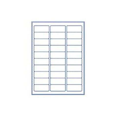 avery 30 label template avery inkjet address labels white 50 sheets 30 per page