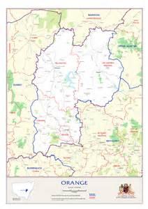 orange map orange nsw electoral commission