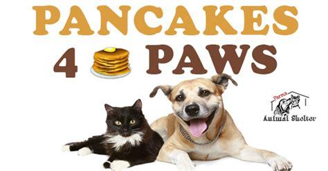 can dogs eat pancakes pancake for paws april 26 2014 parma animal shelter