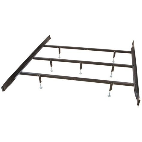 king size bed rails with hooks k 80 8 18 hook in headboard footboard steel bed frame
