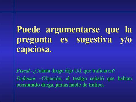 preguntas capciosas ejemplos objeciones en la rep 250 blica dominicana monografias