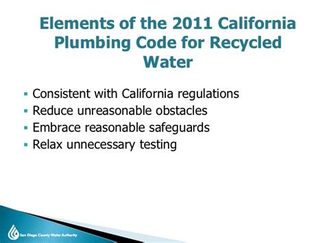 Ca Plumbing Code by History Of California Indoor Dual Plumbed Codes And Regulations