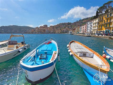 porto s stefano mappa porto santo stefano rentals for your vacations with iha direct