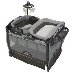 Graco Pack N Play With Changing Table And Bassinet Graco Pack N Play Playard With Nearby Napper Seat Portable Rocker Changing Table