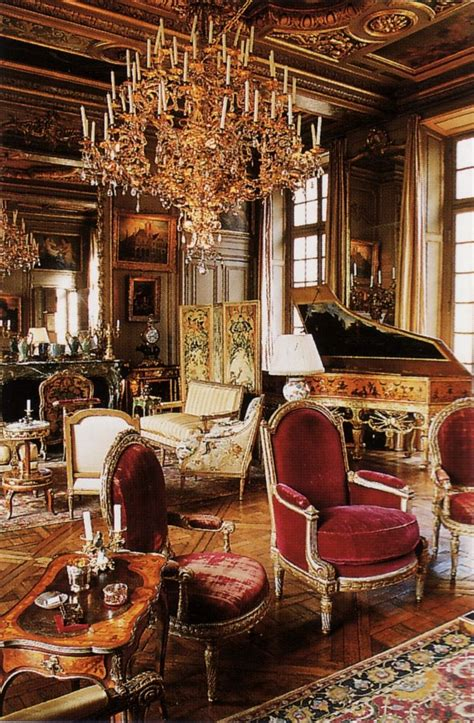 antique home interior h 244 tel lambert et h 233 l 232 ne de rothschild castles luxury homes