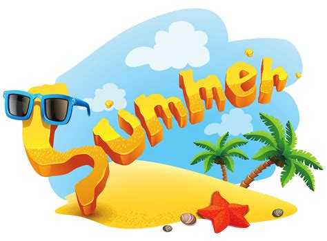 clipart summer summer clipart clipground