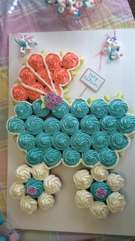 Cupcake Cakes For Baby Shower by 1170 Best Baby Shower Ideas For Friends Images On