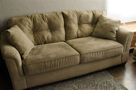 cheap fix  saggy couch cushions diyideacentercom
