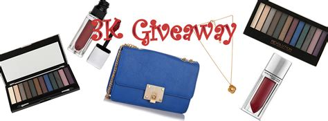 3k Giveaway - giveaway for crossing 3k likes on fb closed
