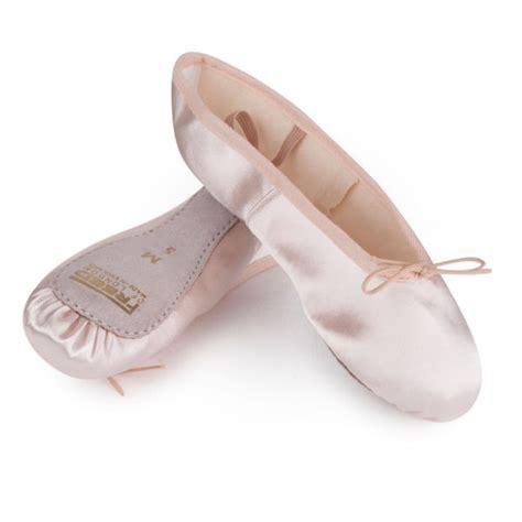 freed aspire satin ballet shoes the dancers shop uk