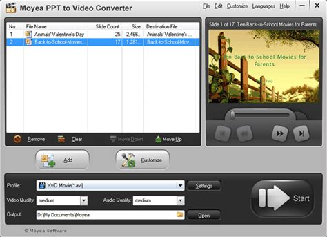 video format converter portable 6 effective methods to share your powerpoint presentations