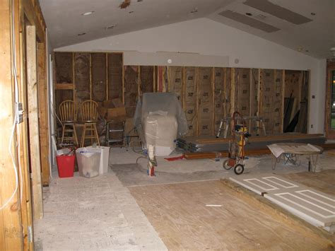Fill In Sunken Living Room by Sunken Living Room Remodel Projects