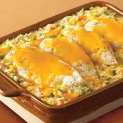 cheesy chicken rice casserole rachael ray every day