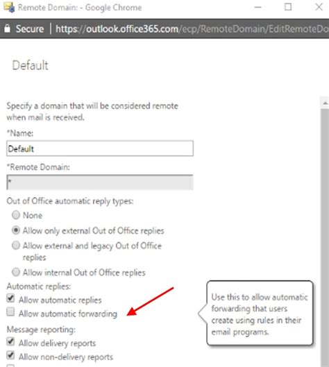 Auto Forwarder by The Many Ways To Block Automatic Email Forwarding In