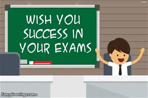 2015-2016 Spring Semester Final Exams Wishes   News ... Final Exam Wishes