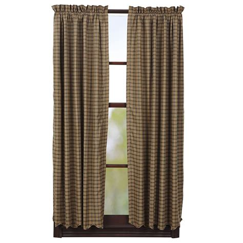 36 curtain panel barrington lined scalloped short curtain panels 63 quot x 36 quot