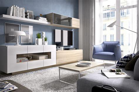 imagenes salones salones modernos modulares merkamueble