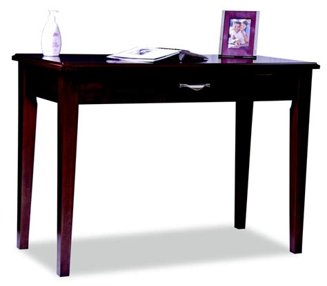 42 inch writing desk 42 quot contemporary writing table desk durham furniture