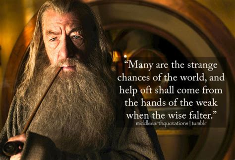 Gandalf Quotes 2 middle earth quotes