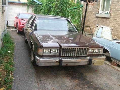 1984 mercury marquis transmission removal service manual remove front bumper 1984 mercury marquis service manual 1984 mercury grand