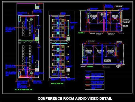Exterior Home Design Software Download by Conference Room Av Detail Plan N Design