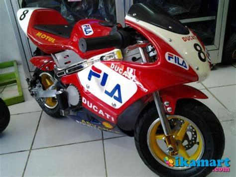 Gratis Ongkir Mini Gp 50 Cc Untuk Anak Minimal 5 Tahun motor mini gp mesin 50cc untuk anak motor