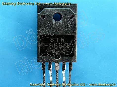 Regulator Tv Panasonic semiconductor strf6668m strf 6668m sw regulator panasonic saht540 us site