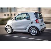 2015 Smart Fortwo 09 90 Twinamic Review  Autocar