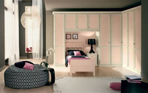 gorgeous girls bedrooms beautiful girls bedroom with pink classic furniture ideas