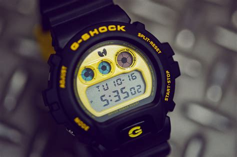 G Shock Wu Tang Wu Tang X Casio Mechanical Dummy