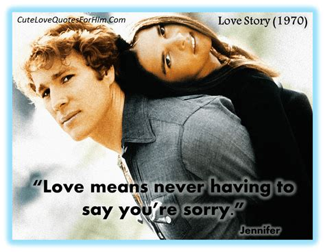 quotes film love story love story movie quotes quotesgram