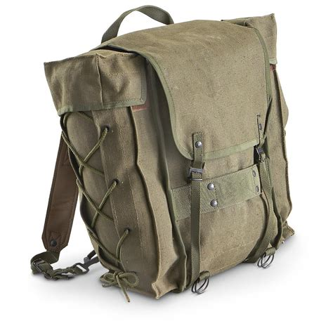 army backpacks for sale used italian tactical backpack olive drab