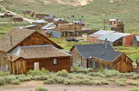 wild west ghost town of bodie, california | urbanist