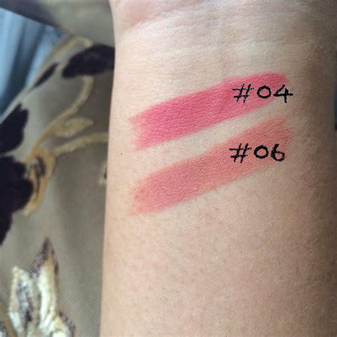 Lipstik Bbia farra n review bbia lipstick velvet matte dari korea