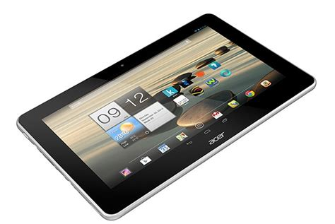 new android tablets acer unveils new android tablet and all in one pc android central