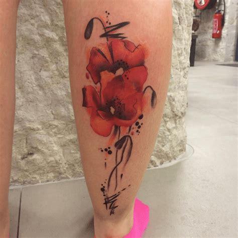 mohn t 228 towierung wilder mohn tattoos amp ideen