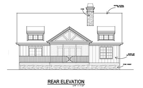 cabin floor plans with screened porch 3 bedroom lake cabin floor plan max fulbright designs