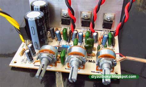 Jual Pcb Psu 8 Elco Kaskus kit 2 1 sistem yang jernih dan mantap skema rangkaian