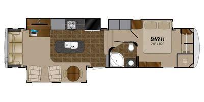 heartland 5th wheel floor plans 2014 heartland rvs landmark lm grand canyon floorplan