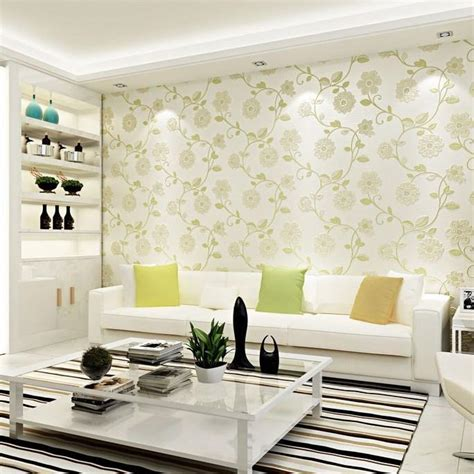 home decor wallpaper online free shipping embossed 3d flower wallpaper for walls pink