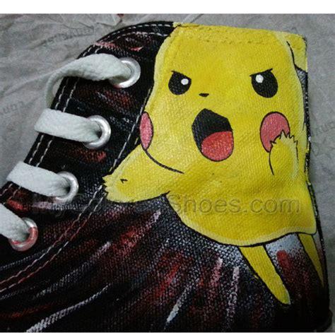 raichu slippers pikachu on black shoes for fandom raichu